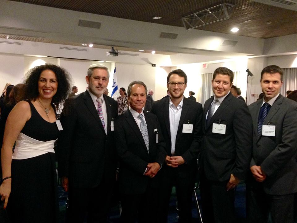 Philadelphia-Israel Chamber of Commerce and Tri-State Area Companies Attended BIRD Foundation Reception
