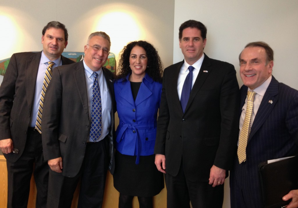 PICC Welcomes Ambassador Ron Dermer to Philly
